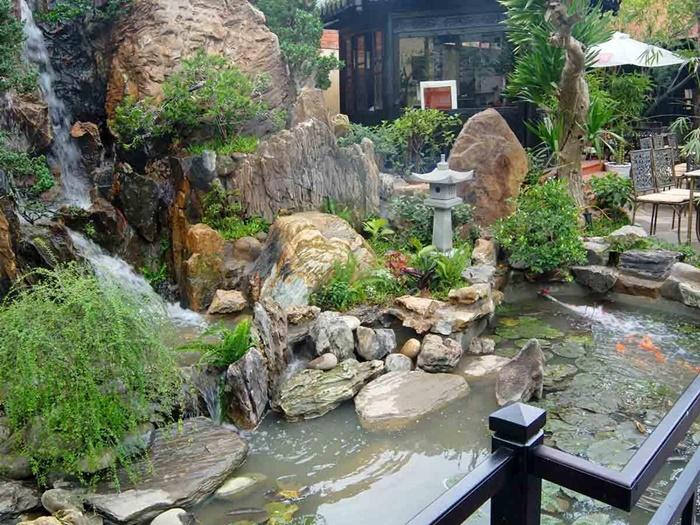 Mẫu vườn mang xu hướng Nhật Bản