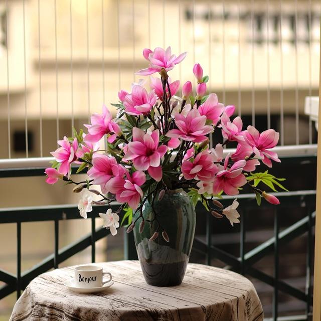 Hoa mộc lan gắn liền với nhiều ý nghĩa tích cực