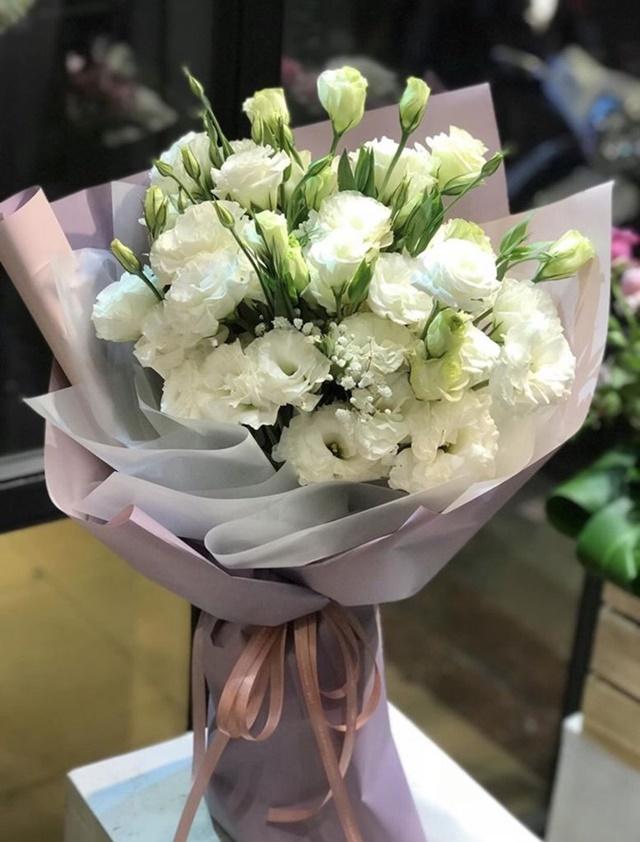 Cát tường thường được chọn làm hoa cưới